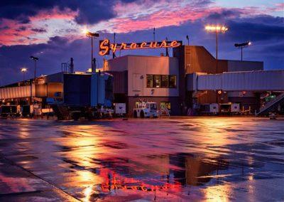 Hancock Airport