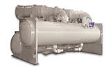 Centrifugal Dual Compressor 400 to 2,700 tons