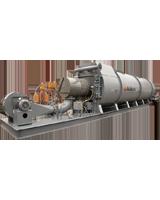 Hopkins 2-Pass Horizontal Thermal Fluid (hot oil) Heater