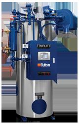 Tribute® Vertical Tubeless Boiler