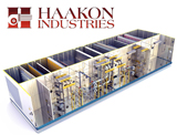Haakon Fully-Customized Air Handling Unit; Cleanroom Application