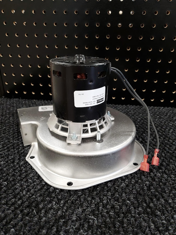 Fasco inducer blower motor, available for multiple applications and in multiple voltages