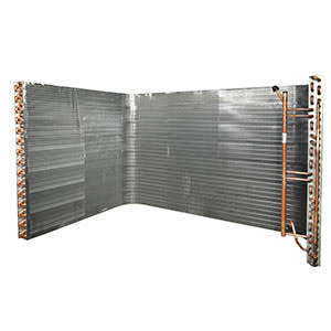 Maverick rooftop condensing coil