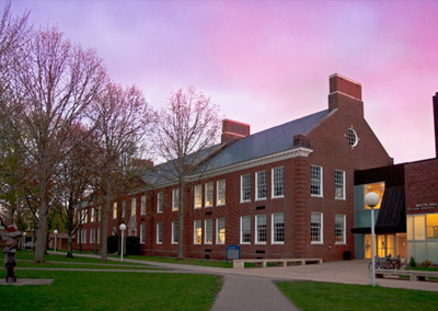 Project Highlight: SUNY Fredonia Mason Hall; Fredonia, NY
