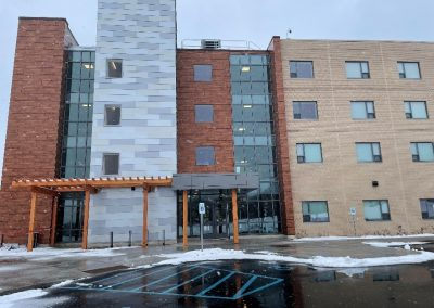 SUNY Polytechnic Hilltop Residence Hall; Utica, NY